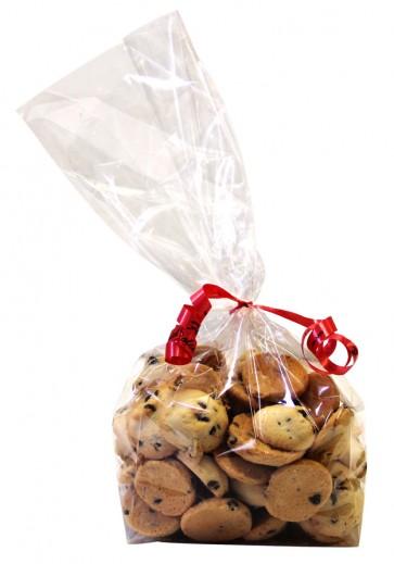 biscotti frollini gocce di cioccolato da 500gr.
