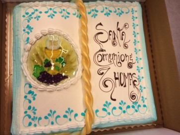 torta libro