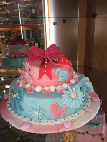 torta cavalluccio
