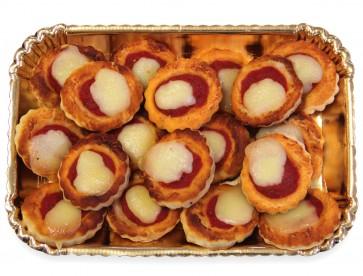 pizzette da 500gr (circa 30 pezzi)
