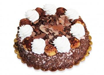 torta saint honorè al cioccolato