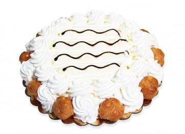 torta chantilly con panna e crema