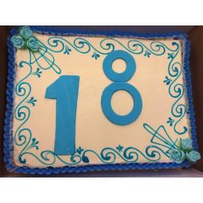 torta diciottesimo compleanno