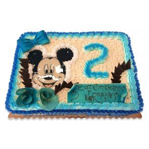 Torta compleanno bimbo bimba