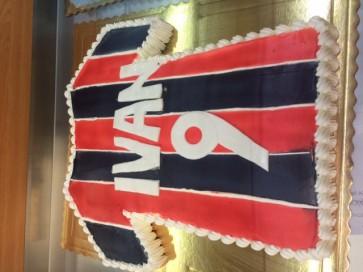Torta Maglia Tifoso