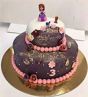torta principessina
