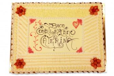 torta grandi dimensioni