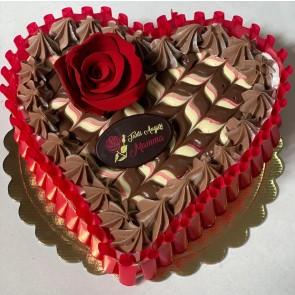 chantilly e cioccolato