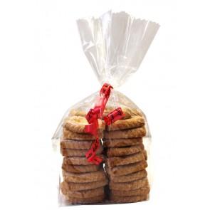 biscotti caviadini gocce cioccolato e cocco da 500gr.