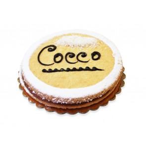 torta cocco e gianduia