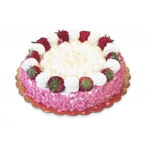 torta imperiale con le fragole