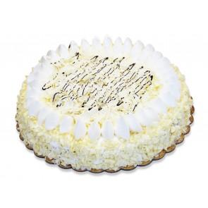 torta fabiola al cioccolato bianco